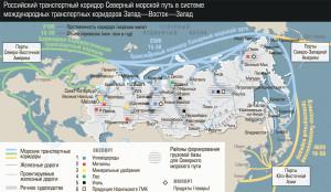 Карта Шёлкового пути
