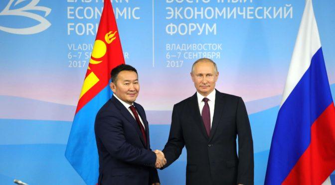 Интервью Президента Монголии Х.Баттулги